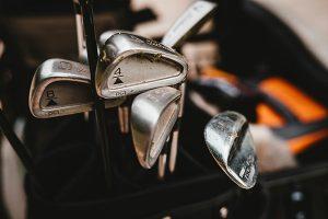 Giá để gậy golf